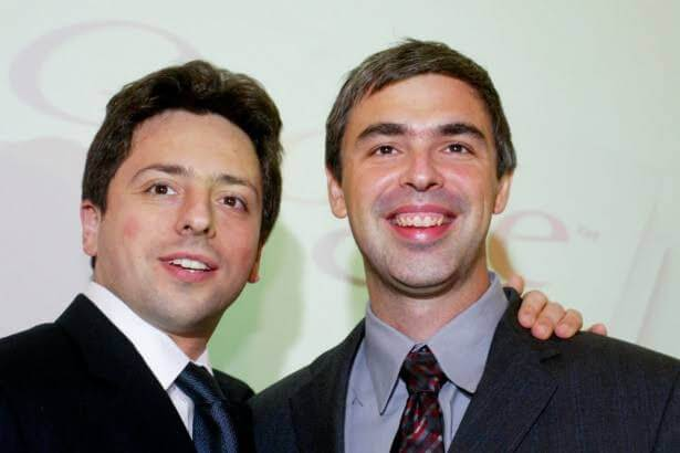 Larry Page&Sergey Brin